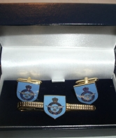 Cufflinks, Tie Pins and Tie Slides