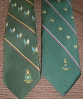 Royal Marines Signaller Tie