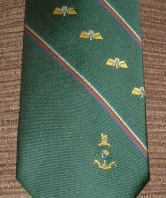 Royal Marines Paratrooper Tie