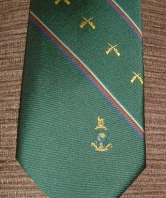 Royal Marines Marksman Tie (without MM)