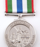 International Emergency Service Medal