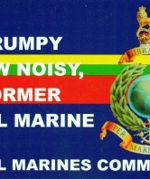 Grumpy, slow, noisy - Former Royal Marine