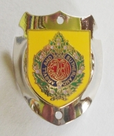 Argyll and Sutherland Highlanders Shield Walking S