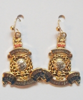 Ladies 350th Anniversary 1664 Collection Earrings