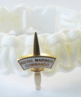 42 Commando Paracord Wristband - Dagger