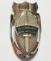 29 Commando Royal Artillery Dagger