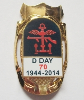 D Day 70th Anniversary Tombstone Walking Stick Mou