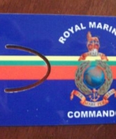 Royal Marines Commando Bookmark