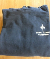 Royal Marines Commando Black Hoodie