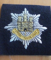 Royal Anglian Regiment Blazer Badge