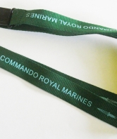 40 Commando Royal Marines Neck Lanyard