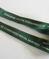 42 Commando Royal Marines Neck Lanyard