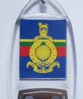 Royal Marines Bottle Opener/Keyring