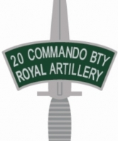 20 Commando Bty Royal Artillery Dagger