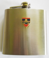 MPSC (Military Provost Staff Corps) Hip Flask
