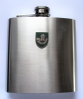 Light Infantry Hip Flask